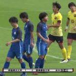 関東大学サッカー2020リーグ戦後期第14節、桐蔭横浜大学vs慶應義塾大学《序盤》