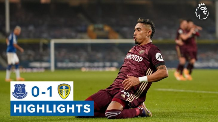 Highlights | Everton 0-1 Leeds United | 2020/21 Premier League