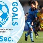 1次ラウンド第1節ゴール集(ピッチ1~ピッチ4) | JFA 第44回全日本U-12 サッカー選手権大会