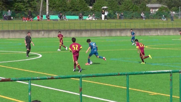 ※13歳(中1)サッカー 秋のまとめ 2020【U 13】