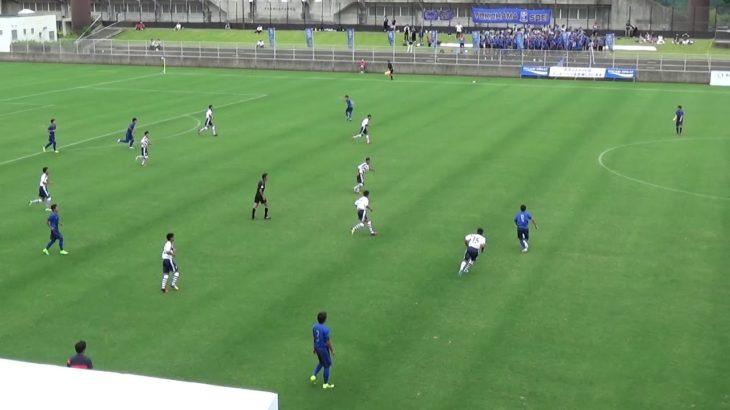 2016年IH サッカー 男子 2回戦 横浜創英(神奈川)vs 米子北(鳥取)後半①