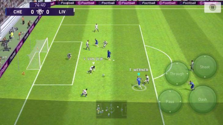 ウイイレアプリ2021 現代サッカーにおけるポストプレーとは?