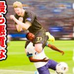 【悪童】2m115kgの巨人がサッカー史上最も凶悪なタックルをしてしまう【FIFA20,ケレレバー#130】