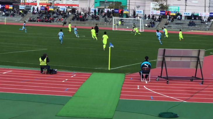 第44回全日本少年サッカー大会バディーSCvsジェフ千葉