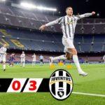 ユヴェントス、C・ロナウドのPK2発などでバルセロナを撃破!バルセロナvsユヴェントス(0-3)ハイライト[チャンピオンズリーグ]