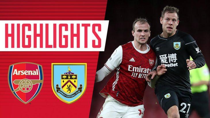 HIGHLIGHTS | Arsenal vs Burnley (0-1) | Premier League