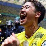 【サッカー】香川真司の鳥肌たったスーパーゴールTOP7