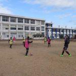 全国女子サッカー高校選手権にむけて、晴天に恵まれた新潟でのトレーニング 開志学園JAPANサッカーカレッジ高等部