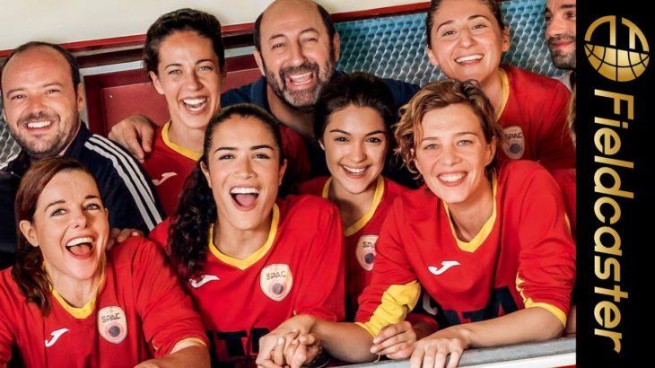 不甲斐ない夫の代わりに主婦がサッカーの試合で奇跡を起こす!『クィーンズ・オブ・フィールド』
