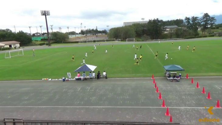 【エコノメソッド】スペースへワンタッチでボールを運ぶ/サッカー個人戦術の原理原則