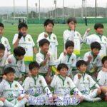 全国小学生選抜福島県サッカー大会エストレージャス参戦