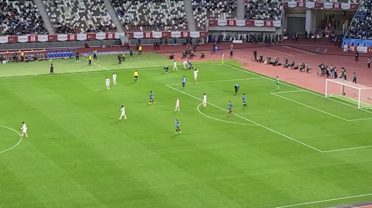 第100回天皇杯全日本サッカー選手権大会決勝 川崎フロンターレvsガンバ大阪 ロスタイムガンバラッシュ、夏休みの最後の日みたい。追い込まれないと攻めれない。 あー来年も思いやられる。1-0終了