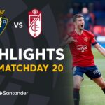 Highlights CA Osasuna vs Granada CF (3-1)