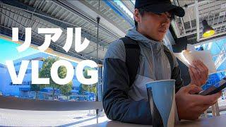 【リアルVLOG】IKEA行ってサッカーして動画編集した日