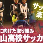 次世代に向けた取り組み「比叡山高校サッカー部」【金曜オモロしが】