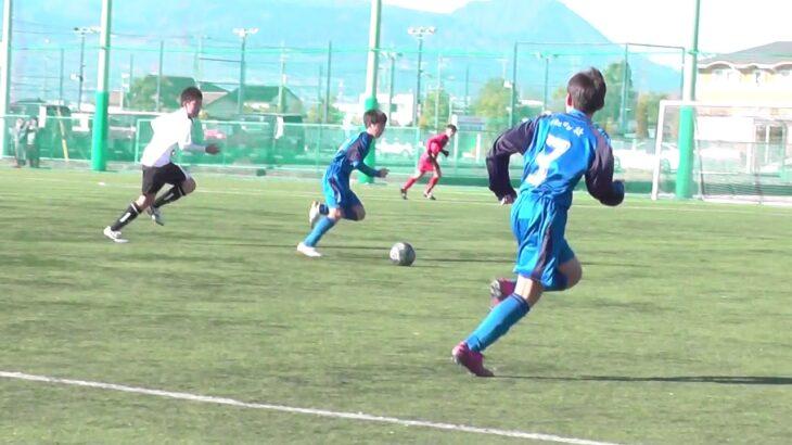 ※13歳(中1)サッカー 冬のまとめ 2021 【U-13】