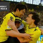 【特集】香川真司とレバンドフスキを連れてきた男 20/21 Bundesliga Weekly #22-2