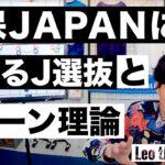 国内組限定日本代表イレブンと7レーン理論解説【サッカートーク配信】