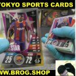 #ARZ BGBPB サッカー 2020-21 TOPPS CHROME MATCH ATTAX BOX BREAKS BROG水道橋店 トレカ開封動画 スポーツカード
