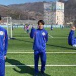 日本一の山梨学院高校サッカー部と気軽にチャレンジ!