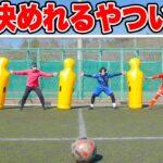 【サッカー】これ決めれるやつ絶対いないでしょ?www
