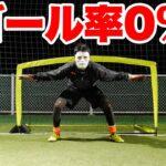 【サッカー検証】決められる確率0%!!!!!絶対無理!!!!!