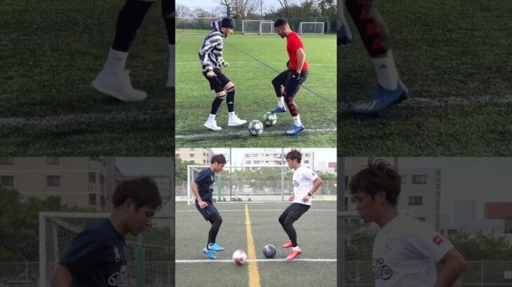 世界一のサッカーYouTuberに憧れて… / Like F2Freestylers
