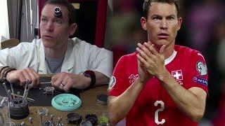 サッカー主将から時計職人に転身?スイス元代表が新たな挑戦