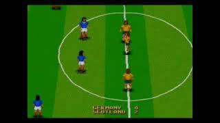 メガドラ・ワールドチャンピオンサッカー2 R2