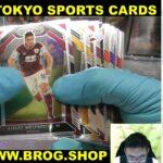 #テリーマン BGBPB サッカー 2020-21 PANINI PRIZM BREAKAWAY BOX BREAKS BROG水道橋店 トレカ開封動画 スポーツカード