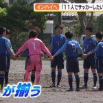 「11人でサッカーしたい」下田高校サッカー部の現在地(静岡県)