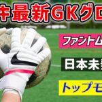 ナイキのトップモデル!!最新キーパーグローブをレビュー!【サッカー】