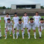 【ハイライト動画】 2021年度関西学生サッカーリーグ 第7節 vs大阪体育大学 (1-2)