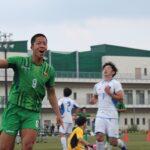 東京都大学サッカーリーグ 第8節 東京農業大学vs学習院大学