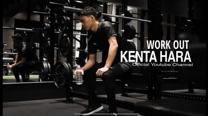 #原健太 #サッカー選手 #海外 #トレーニング【THE FIRST】WORK OUT – Short movie –