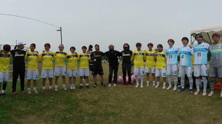 武蔵丘短期大学 女子サッカー部 シエンシア 試合前の円陣の中 VR動画です