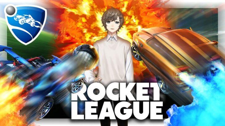 ロケットリーグ | 車でサッカー!!行くぞ!!!!! 【にじさんじ/叶】