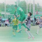 前橋育英vs桐生商業 前半 第56回群馬県高等学校総合体育大会サッカー競技 1回戦