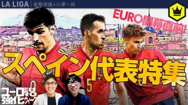 EURO開幕直前! スペイン代表特集