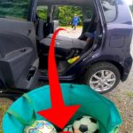【サッカー神業】車を貫通させてボールを片付けるまで終われません!!