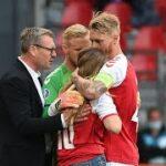 「我々はエリクセンとともに!」サッカー界がデンマーク至宝の回復祈る