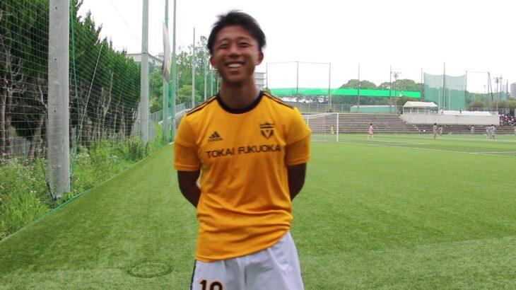 Re:Start 2021 東海大学付属福岡高校サッカー部