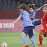 サッカー女子、初戦引き分け 日本、カナダに1-1
