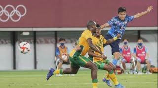 日本、初戦は1―0で勝つ サッカー男子