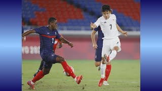 日本、3連勝で準々決勝へ サッカー男子
