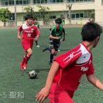 聖和学園高校(U16)ー 町田JFC(U15) 【ドリブルサッカーを極める!】/トレーニングマッチ 2021.5.9