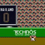 くにおくんの熱血サッカーリーグ VSタイ   Kunio-kun: The World