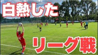 【Vlog】サッカー選手を目指す22歳の1日。「リーグ戦の日」。