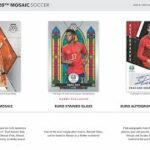 #matsu BGBPB サッカー 2021 PANINI MOSAIC EURO CUP HOBBY BREAKS BROG水道橋店 トレカ開封動画 SOCCER カード トレーディングカード