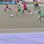 国府vs鎮西  U-18サッカーリーグ熊本2021 1部第13節